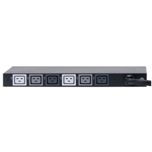 HP Modular 8.32kVA 4-Outlets PDU - 4 x IEC 320 EN 60320 C19 - 8.32kVA - 1U Rack-mountable, Zero U Rack-mountable