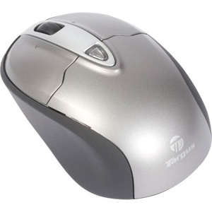 Targus Wireless Optical Stow-N-Go Notebook Mouse (AMW25US)
