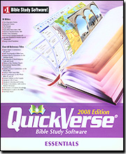 QuickVerse 2008 Essentials