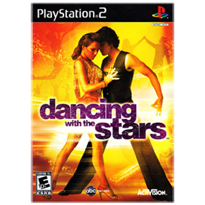 Dancing With The Stars (Playstation 2)