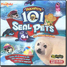 Aquapets 101 Seal Pets for Windows and Mac