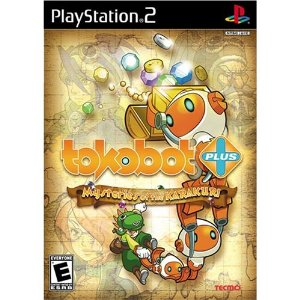 Tokobot Plus (Playstation 2)