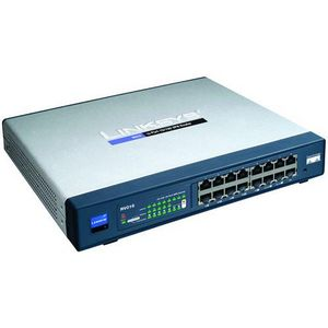 Cisco 10/100 16-Port VPN Router - 13 x 10/100Base-TX LAN, 2 x 10/100Base-TX WAN, 1 x 10/100Base-TX DMZ