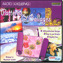 Photo Exclusives Patterns and Collages