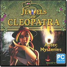 Jewels of Cleopatra 2 Aztec Mysteries