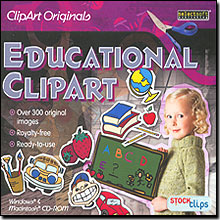 Clipart Originals: Educational Clipart