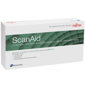 Fujitsu ScanAid Maintenance Kit