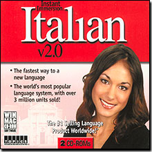 Instant Immersion Italian 2.0 French/English