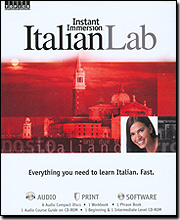 Instant Immersion Language Lab Italian