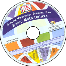 DK: Teaching Pro Basic Math Deluxe