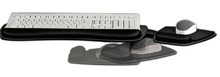 Fellowes 93851 Traditional Articulating Keyboard/Mouse PlatForm *Open Box*
