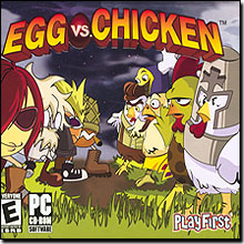 Egg vs Chicken