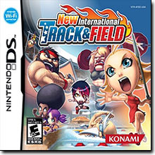 New International Track and Field (Nintendo DS)