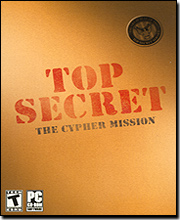Top Secret: The Cypher Mission