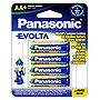 Panasonic EVOLTA Alkaline General Purpose Battery - AA - 1.5V DC
