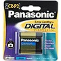 Panasonic CR-P2 Photo Lithium Battery Pack - 6V DC