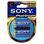 Sony C Size Alkaline Battery for General Purpose - Alkaline - 1.5V DC