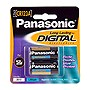 Panasonic CR123A Photo Lithium Battery Pack - 3V DC