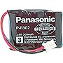 Panasonic Nickel Cadmium Cordless Phone Battery - Nickel-Cadmium (NiCd) - 3.6V DC