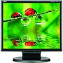 NEC Display MultiSync LCD175M-BK LCD Monitor with VUKUNET free CMS - 5 ms - 1280 x 1024 - 16.7 Million Colors (24-bit) - 250 Nit - 1000:1 - Speakers - DVI - VGA - Black
