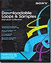 Downloadable Loops and Samples Standard Collection