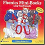 Phonics Mini-Books - Long Vowel Sounds (Grades K-2)