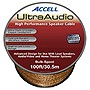 Accell UltraAudio Speaker Cable - 98.43 ft