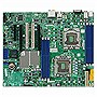 Supermicro X8DAL-i Workstation Motherboard - Intel 5500 Chipset - Socket B LGA-1366 - Retail Pack - ATX - 2 x Processor Support - 24 GB DDR3 SDRAM Maximum RAM - Serial ATA/300 RAID Supported Controller - 1 x PCIe x16 Slot