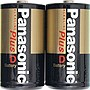 Panasonic D-Size Alkaline Plus Battery Pack - Alkaline