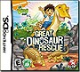 Go, Diego, Go!: Great Dinosaur Rescue (Nintendo DS)
