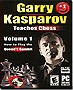 Garry+Kasparov+Teaches+Chess+Volume+1%3a+How+to+Play+the+Queen's+Gambit
