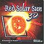 Red Solar Sun 3D Screensaver for Windows