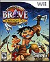 Brave%3a+A+Warrior's+Tale+(Nintendo+Wii)