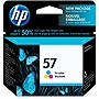 HP 57 Tri-Color Ink Cartridge - Color - Inkjet - 500 Page