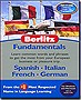 Berlitz+Fundamentals+(Learn+Spanish%2c+Italian%2c+French%2c+German)
