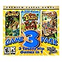 MumboJumbo 3 Game Pack - Jewel Quest, Jungo & Little Farm