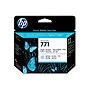 HP 771 Printhead - Photo Black, Light Gray - Inkjet