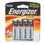 Energizer MAX E91MP-8 General Purpose Battery - AA - Alkaline Manganese Dioxide - 1.5 V DC