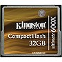Kingston Ultimate CF/32GB-U3 32 GB CompactFlash (CF) Card - 1 Card