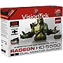 Visiontek 900331 Radeon HD 5550 Graphic Card - 550 MHz Core - 1 GB DDR2 SDRAM - PCI Express 2.0 x16 - CrossFireX - DVI - VGA