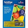 "Brother Innobella Photo Paper - Letter - 8.50"" x 11"" - Glossy"
