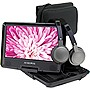 Audiovox 9&quot; Swivel Portable DVD Player with Mount Kit