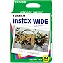 Fujifilm Instax Instant Color Film - ISO 800 (2 Pack)