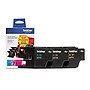 Brother Innobella LC713PKS Standard Yield Ink Cartridge - Inkjet - 300 Page Cyan, 300 Page Yellow, 300 Page Magenta - 3 / Pack