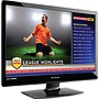 Viewsonic VT2405LED 24&quot; 1080p LED-LCD TV - 16:9 - HDTV 1080p - ATSC - 176 / 160 - 1920 x 1080 - Surround Sound, Dolby Digital - USB