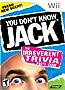 You Don't Know Jack - Nintendo Wii
