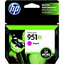 HP 951XL Ink Cartridge - Magenta - Inkjet - 1500 Page