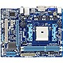 Gigabyte Ultra Durable 4 Classic GA-A55M-DS2 Desktop Motherboard - AMD A55 Chipset - Socket FM1 - Micro ATX - 1 x Processor Support - 32 GB DDR3 SDRAM Maximum RAM - CrossFire Support - Serial ATA/300 RAID Supported Controller - 1 x PCIe x16 Slot
