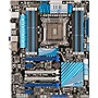 Asus P9X79 PRO Desktop Motherboard - Intel X79 Express Chipset - Socket R LGA-2011 - ATX - 1 x Processor Support - 64 GB DDR3 SDRAM Maximum RAM - SLI, CrossFireX Support - Serial ATA/300, Serial ATA/600 RAID Supported Controller - 4 x PCIe x16 Slot - 4 x