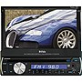 "Boss BV9982I Car DVD Player - 7"" Touchscreen LCD - 340 W RMS - Single DIN - DVD Video, Video CD, SVCD - FM, AM - Secure Digital (SD)800 x 480 - iPod/iPhone Compatible - In-dash"